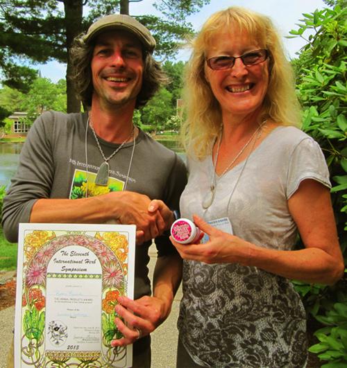 Winner of the International Face Cream Award - Botanical Bliss