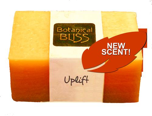 Botanical Bliss Uplift Soap New Scent