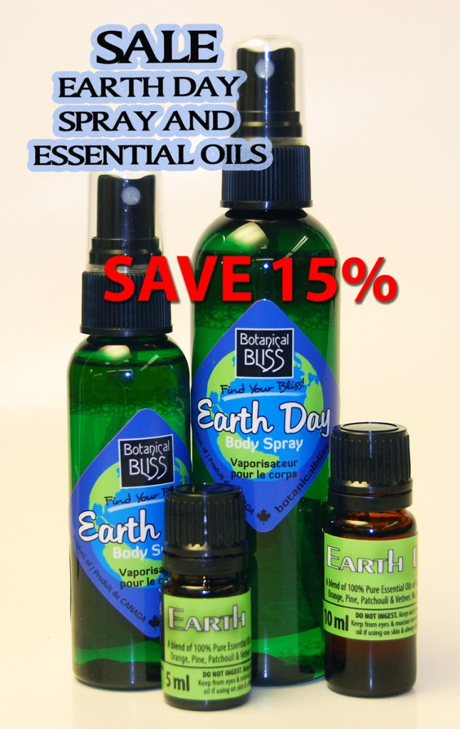 Earth Day 15% OFF Sale